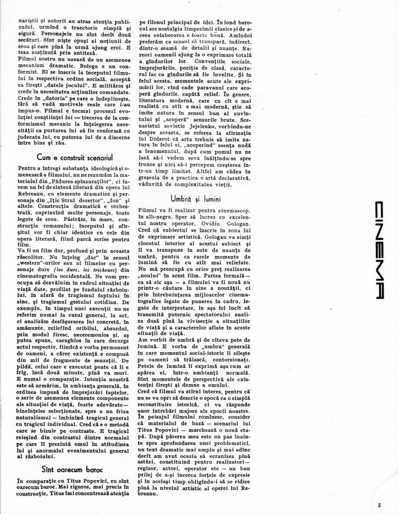 Cinema - 01x01 - Ianuarie 1963 (3/6)