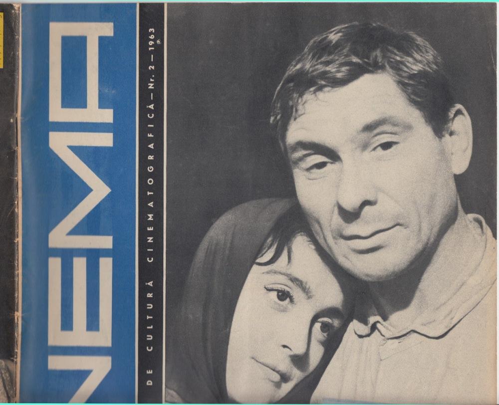 Cinema - 01x02 - Februarie 1963 - doar mostre (1/6)