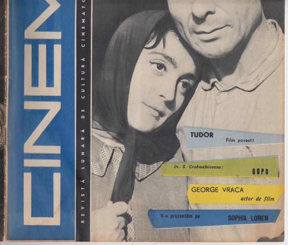Cinema - 01x02 - Februarie 1963 - doar mostre (2/6)