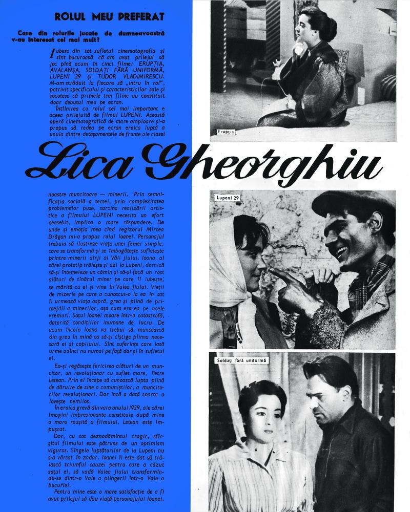 Cinema - 01x02 - Februarie 1963 - doar mostre (6/6)