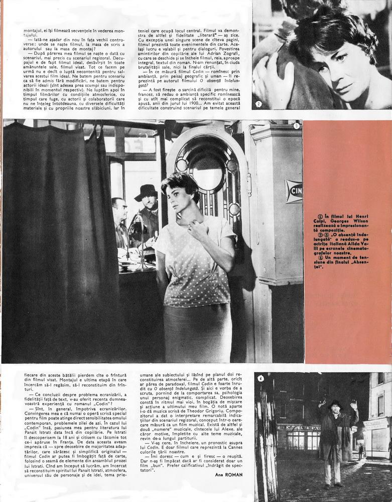 Cinema - 01x03 - Martie 1963 (3/6)