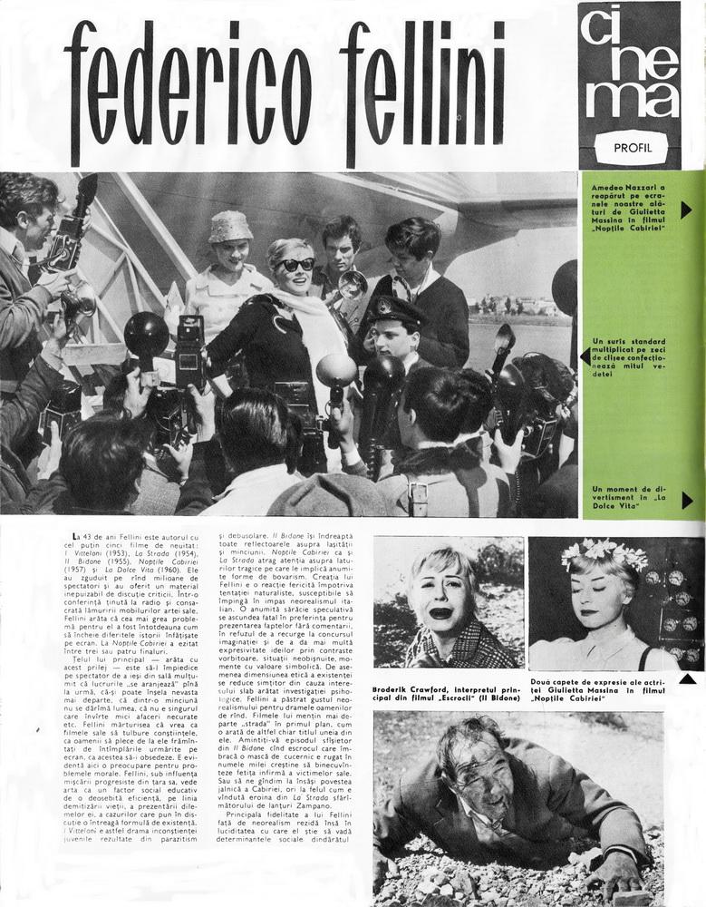 Cinema - 01x03 - Martie 1963 (4/6)