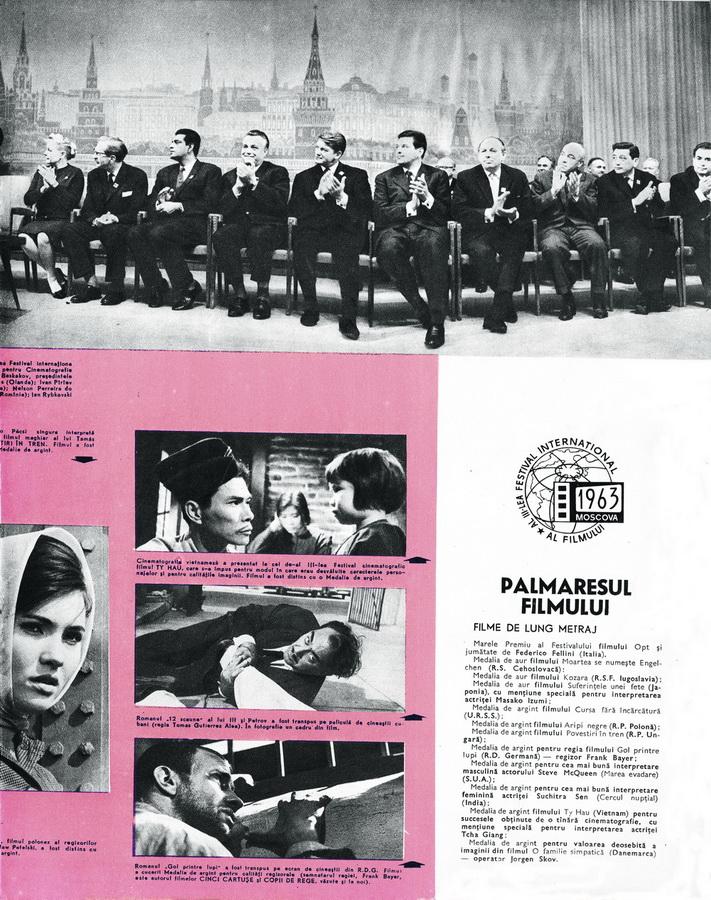 Cinema - 01x06 - Iunie 1963 (5/6)