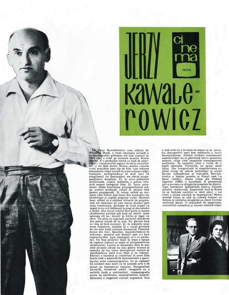 Cinema - 01x07 - Iulie 1963 (6/6)